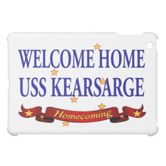 Welcome Home USS Kearsarge iPad Mini Case
