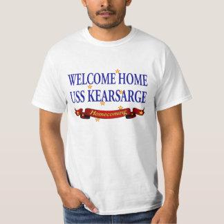 Welcome Home USS Kearsarge T-Shirt