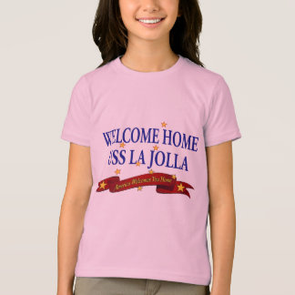 Welcome Home USS La Jolla T-Shirt