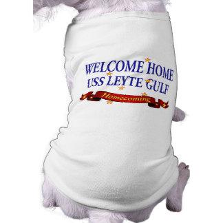 Welcome Home USS Leyte Gulf T-Shirt