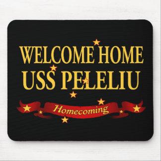 Welcome Home USS Peleliu Mouse Pad