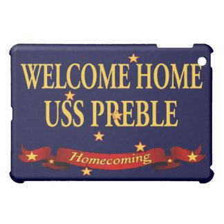 Welcome Home USS Preble Cover For The iPad Mini