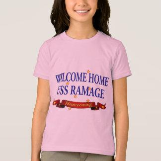 Welcome Home USS Ramage T-Shirt
