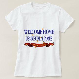 Welcome Home USS Reuben James T-Shirt