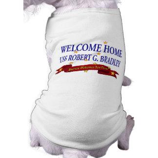 Welcome Home USS Robert G. Bradley Tee