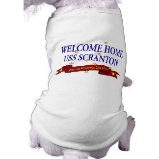 Welcome Home USS Scranton Tee