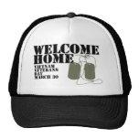 Welcome Home Vietnam Veteran Day Trucker Hat