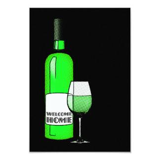 welcome home wine card