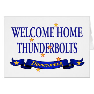 Welcome HomeThunderbolts Cards