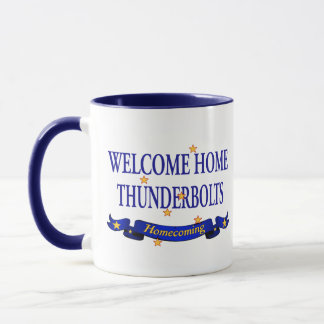 Welcome HomeThunderbolts Mug