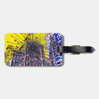 Welcome in Tuscany- Luggage Tag