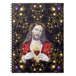 Welcome Jesus into your Home multiple products sel Notebook