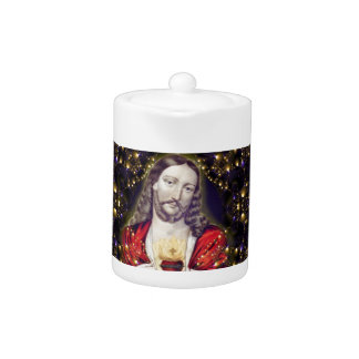 Welcome Jesus into your Home multiple products sel Teapot