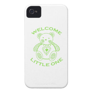 Welcome Little One iPhone 4 Covers