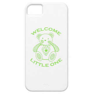 Welcome Little One iPhone 5 Covers