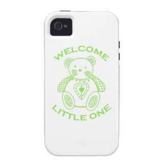 Welcome Little One Case-Mate iPhone 4 Case