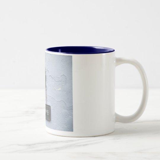 Welcome mug
