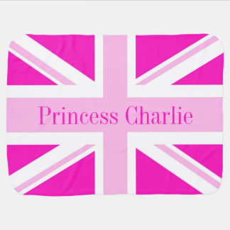 Welcome Princess Charlie! Baby Blanket