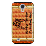 Welcome Rabbit Year Galaxy S4 Cases