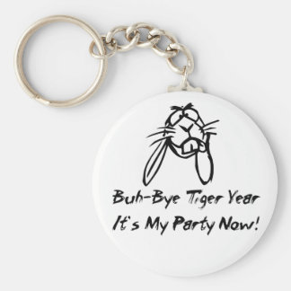Welcome Rabbit Year Keychain