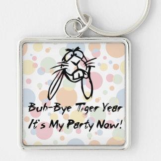 Welcome Rabbit Year Keychain