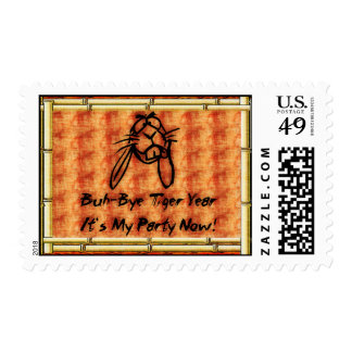 Welcome Rabbit Year Postage Stamp