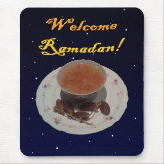 Welcome Ramadan Mouse Pad