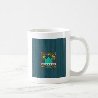 WELCOME Reception Event Management GIFTS Dress Mug