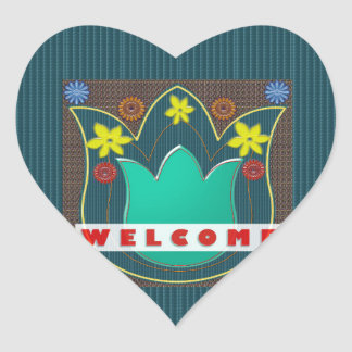 WELCOME Reception Event Management GIFTS Dress Stickers