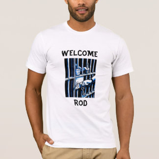 Welcome Rod T-Shirt