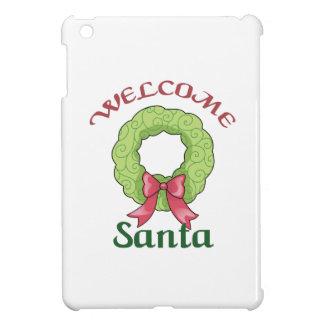 Welcome Santa iPad Mini Cases