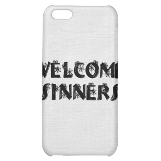 Welcome Sinners! Case For iPhone 5C