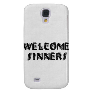 Welcome Sinners! Galaxy S4 Covers