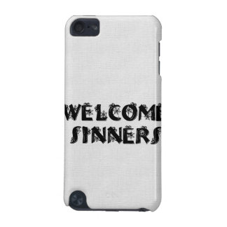 Welcome Sinners! iPod Touch (5th Generation) Cases