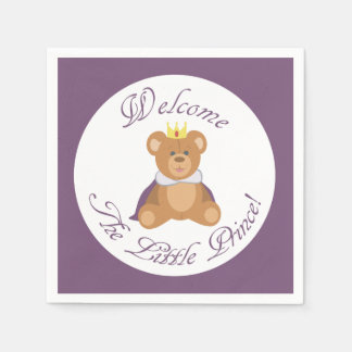 Welcome The Little Prince Paper Napkin