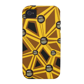 welcome the summer with this bright yellow color Case-Mate iPhone 4 covers