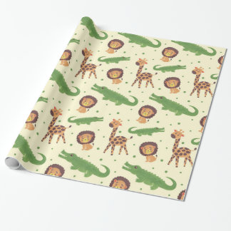 Welcome to Africa Wrapping Paper