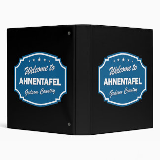 Welcome To Ahnentafel 3 Ring Binder