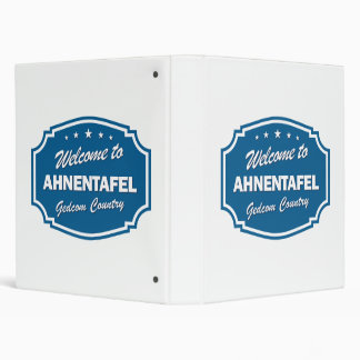 Welcome To Ahnentafel Binder