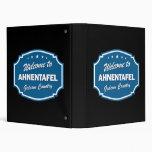 Welcome To Ahnentafel Binder
