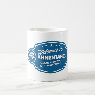 Welcome To Ahnentafel Coffee Mug