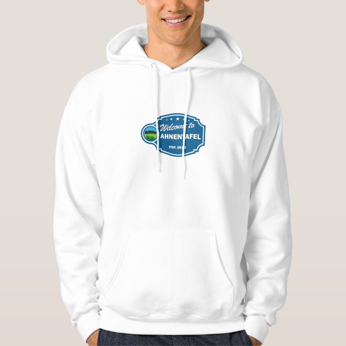 Welcome To Ahnentafel Hoodie