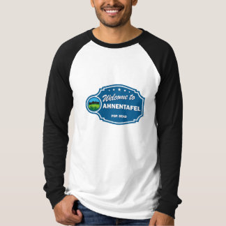 Welcome To Ahnentafel T Shirt