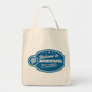 Welcome To Ahnentafel Tote Bag