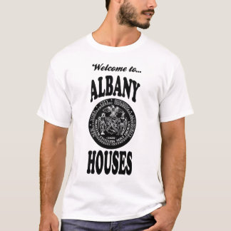 Welcome to Albany Houses T-Shirt