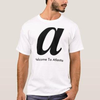 Welcome To Atlanta Tee