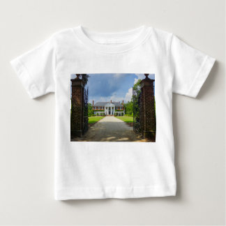 Welcome to Boone Hall Baby T-Shirt