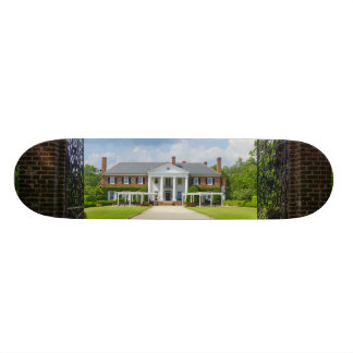 Welcome To Boone Hall Skateboard