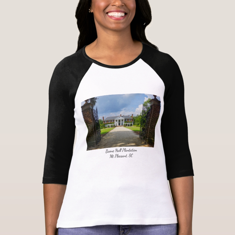 Welcome To Boone Hall T-Shirt - Best Selling Long-Sleeve Street Fashion Shirt Designs