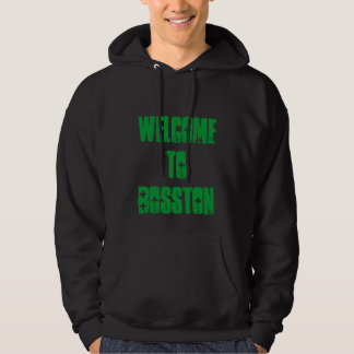 WELCOME TO BOSSTON PULLOVER